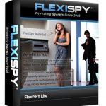 iPhone keylogger Flexispy